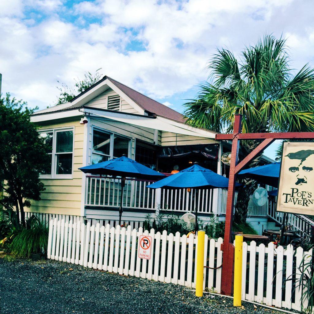 Poes Tavern Sullivan's Island Beach Sullivan's Island Beach