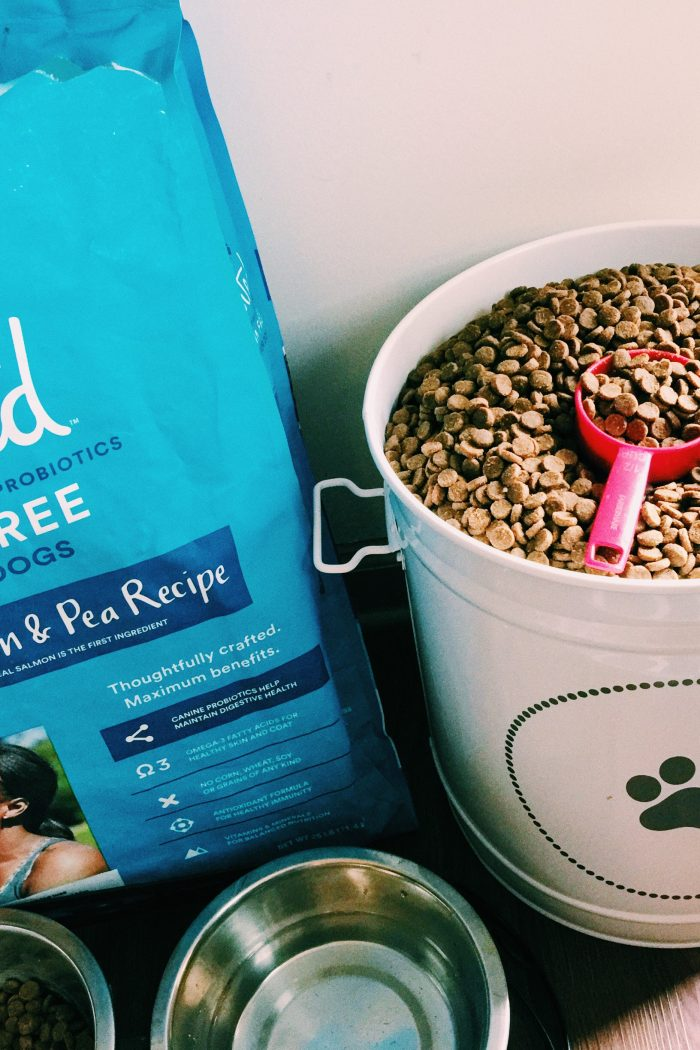 Wholehearted Grain Free Dog Food & a Petco Giveaway!
