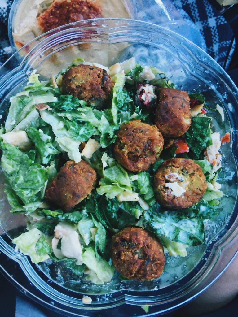 Road Trip Kebob Cobb Salad
