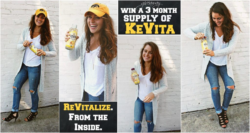 KeVita Giveaway