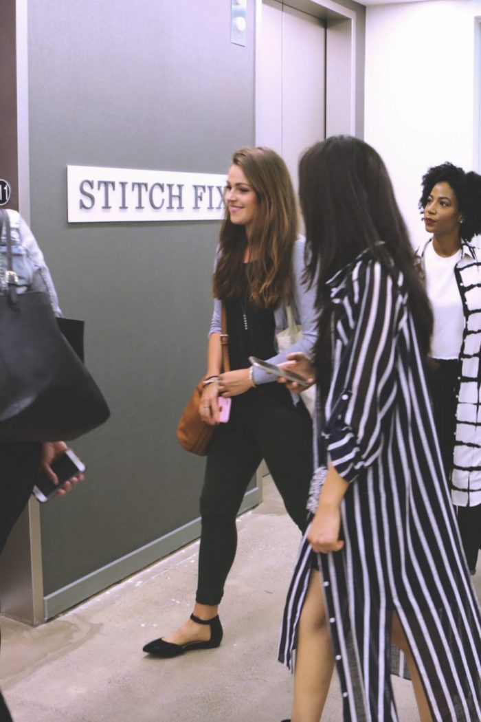 StitchFix Tastemakers Event: Part One