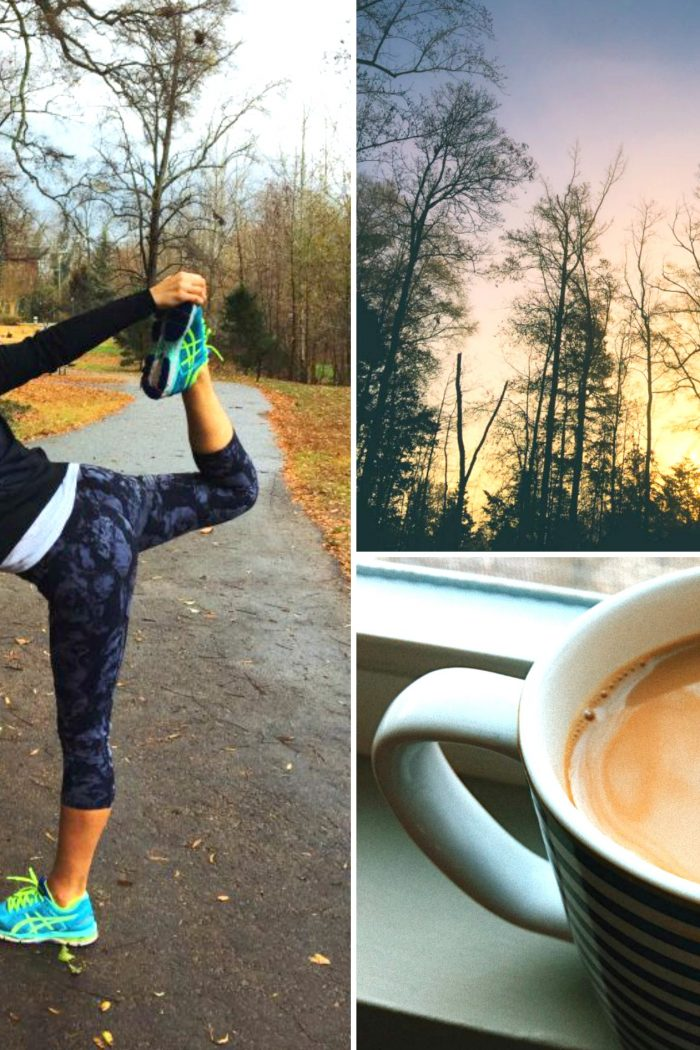 Running, Home Makeovers, & Eats!