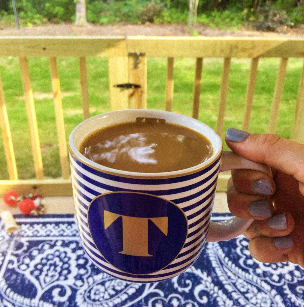 Catawba latte mug