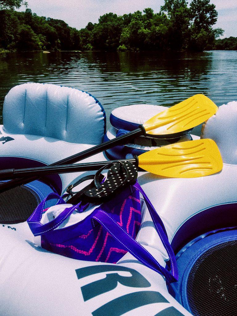 Tubing Adventure on the Catawba River! - Simply Taralynn