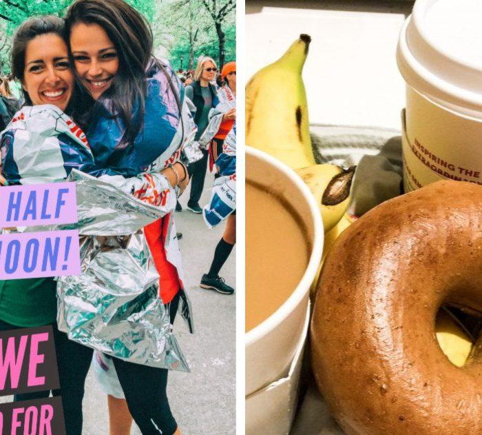 12 Week Half Marathon Training Plan + What I Ate
