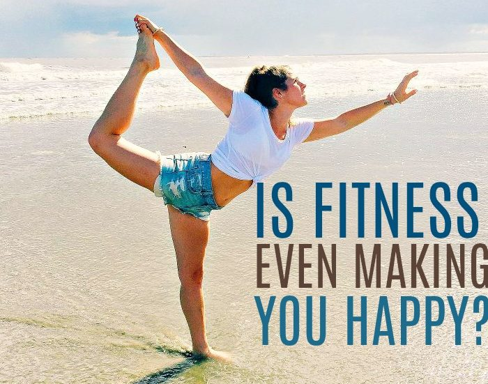 Is Fitness Even Making You Happy?