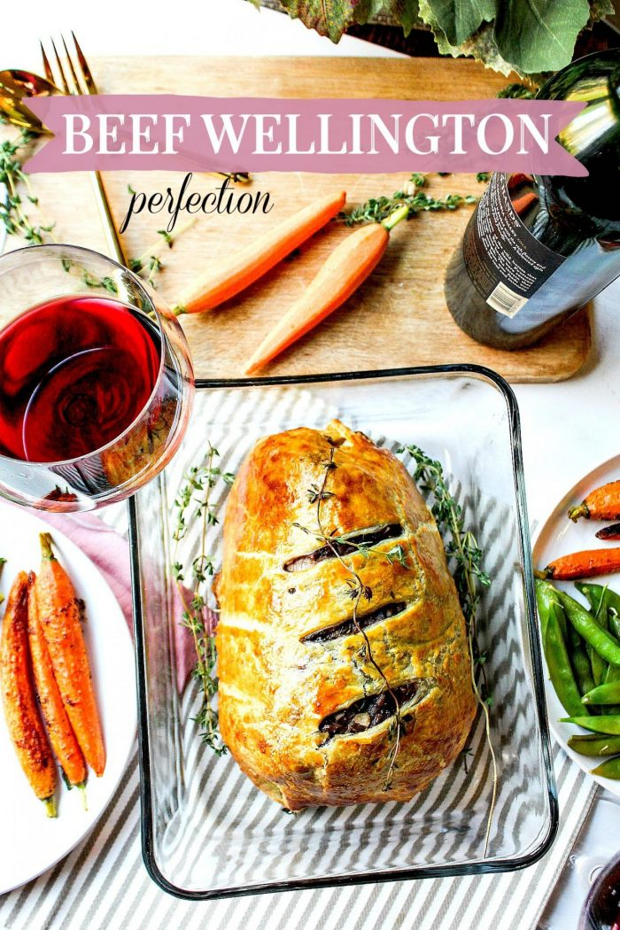 Beef Wellington & Book Review: Behind Closed Doors