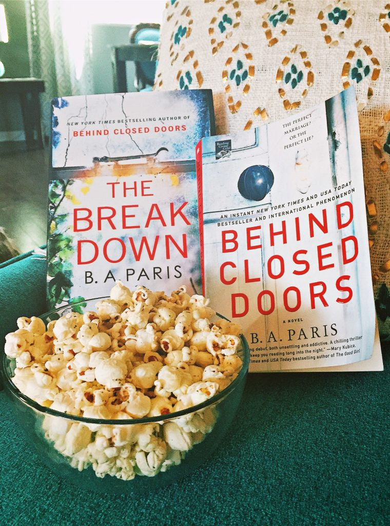 behind closed doors book review
