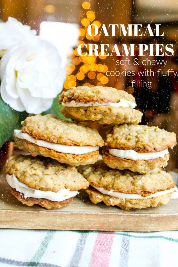 """Holy Cow, These are Amazing!"" Oatmeal Cream Pies!"