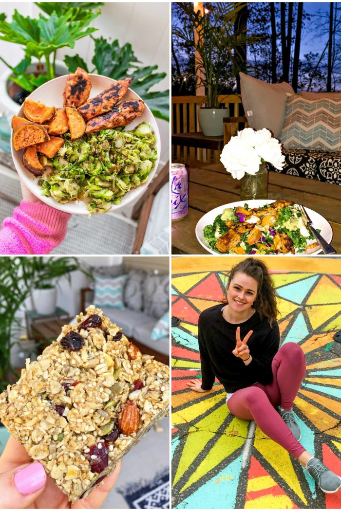 The Weekly Recap: Running + Healthy Food + Home