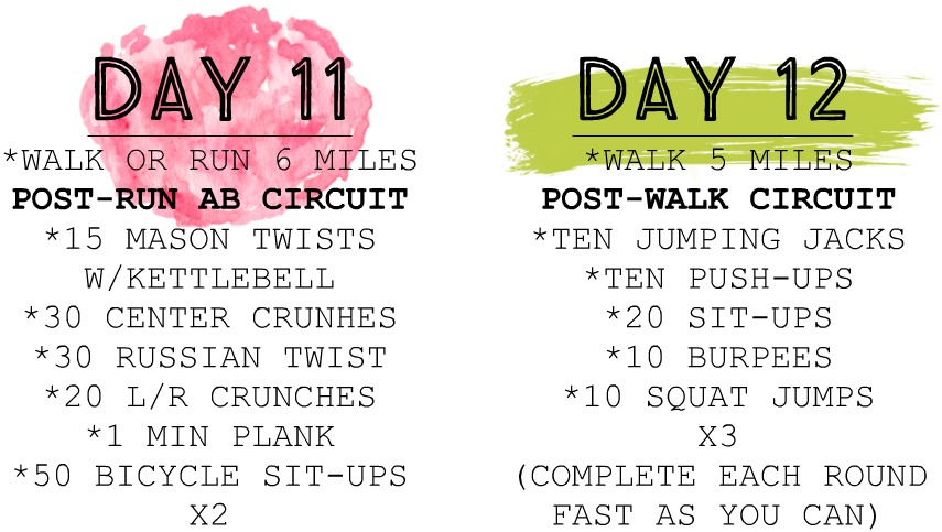 100 Crunches A Day Reddit