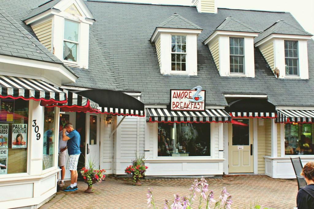 Cafe Amore Ogunquit Perkins Cove Maine