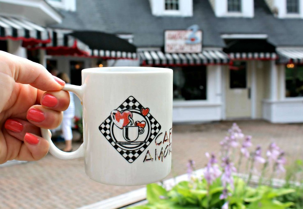 coffee ogunquit perkins cove cafe amore