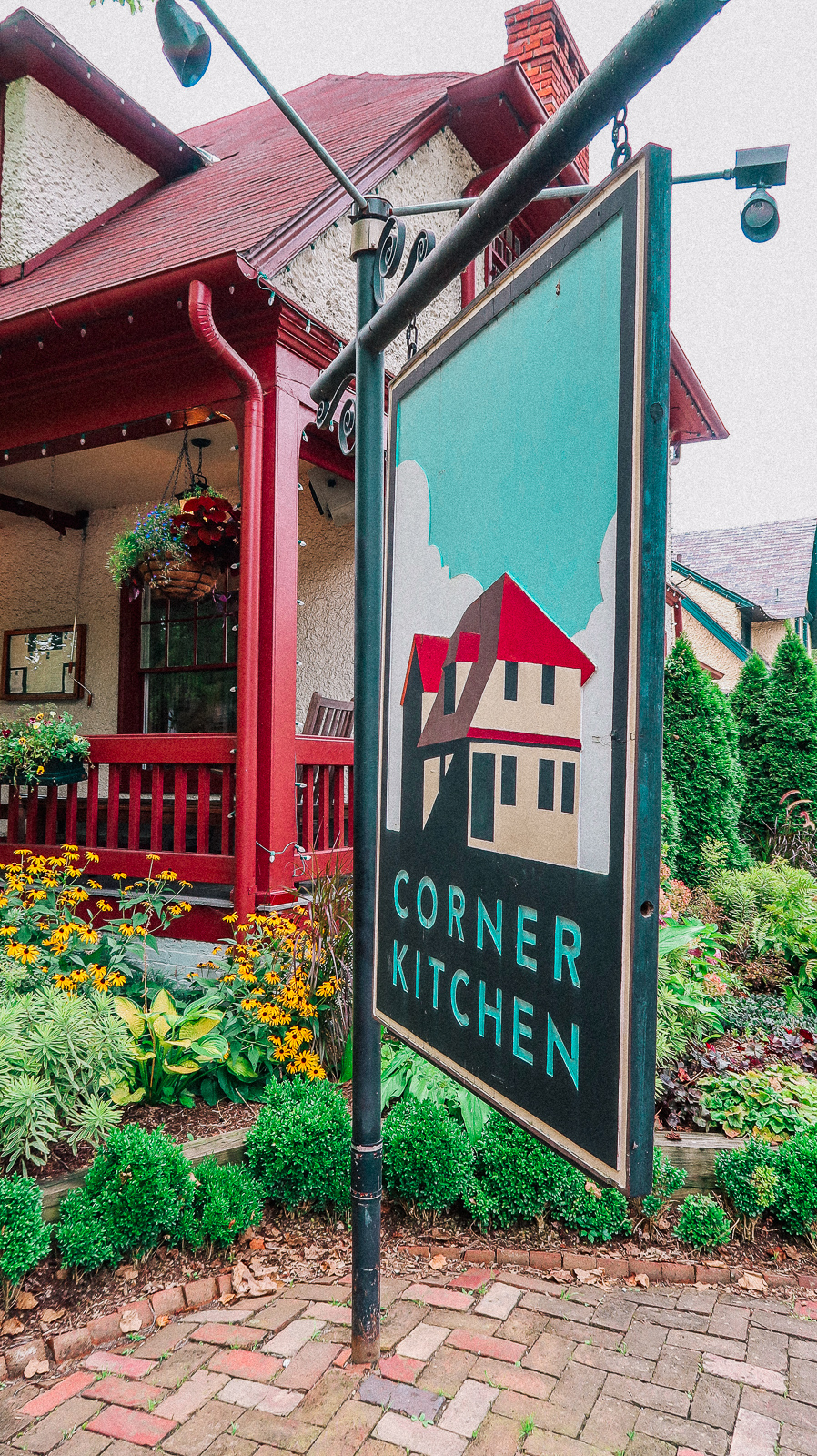 Corner Kitchen Biltmore Village Asheville NC