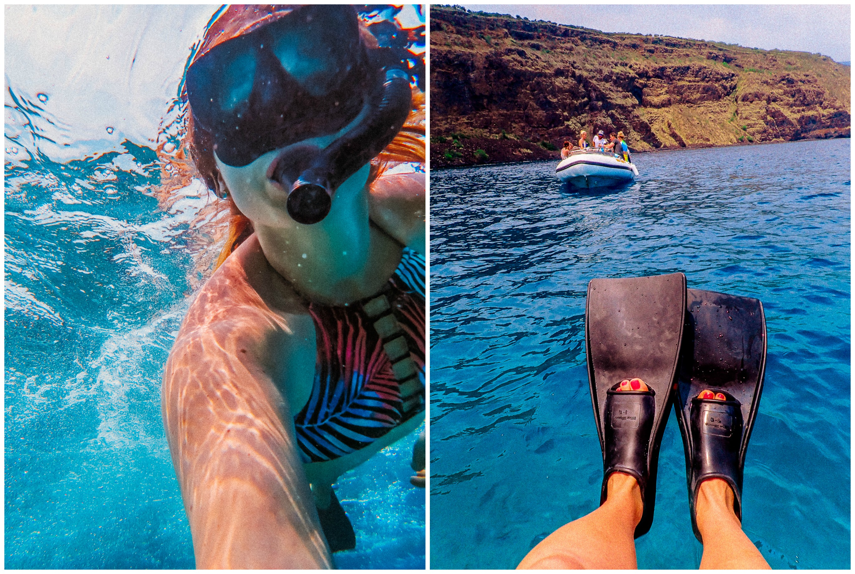 Snorkeling Captain Cook The Big Island Hawaii