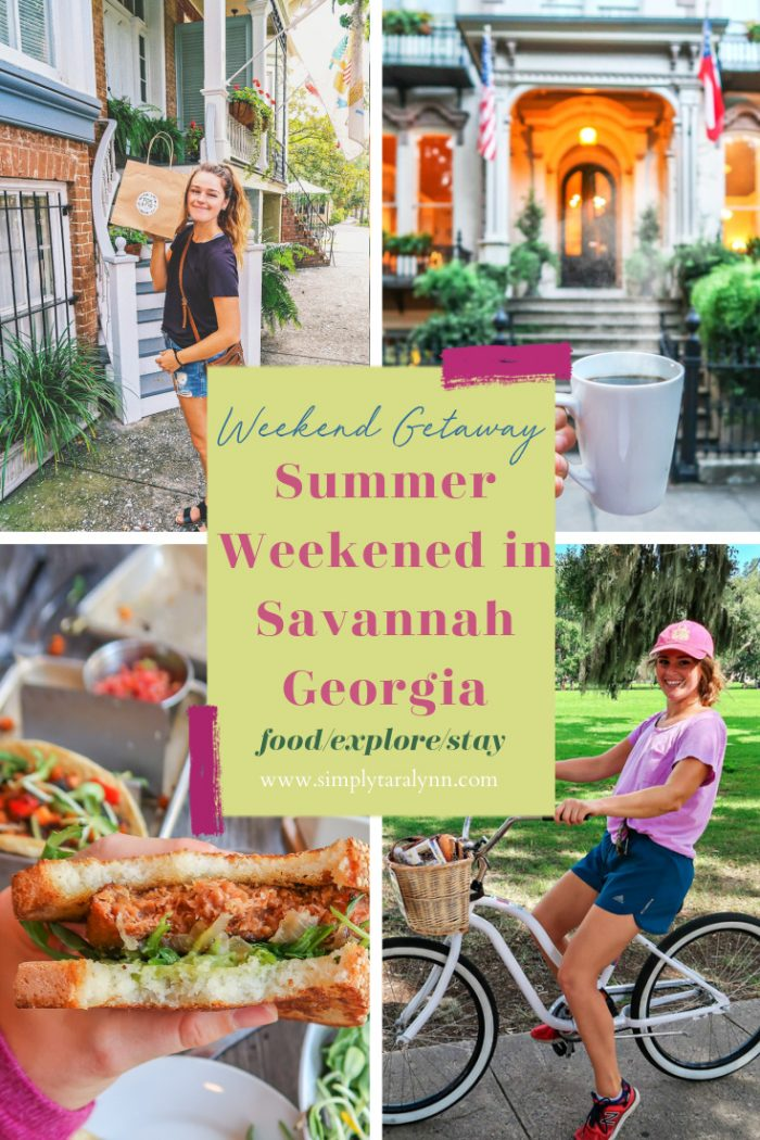 BEST Savannah Georgia Travel Guide | Where to Eat, Stay & Explore