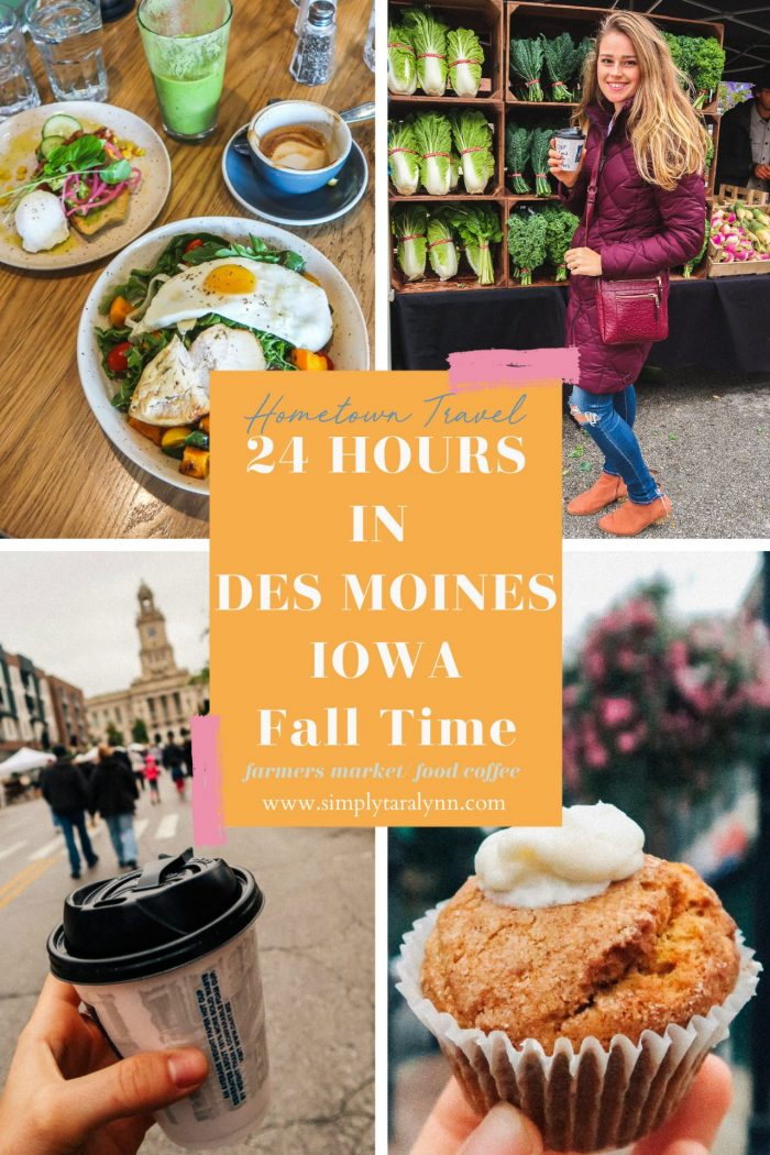 Back Home to Iowa Part One 🌽Farmers Market & Wedding
