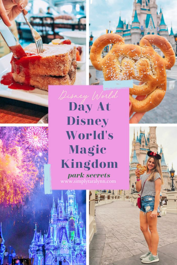 Our Day at Walt Disney World's Magic Kingdom (+video)