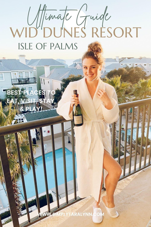 travel guide, southern living magazine, wild dunes resort, isle of palms South Carolina, beach, hotel, coast living magazine best beach towns, spa, tennis, things to do