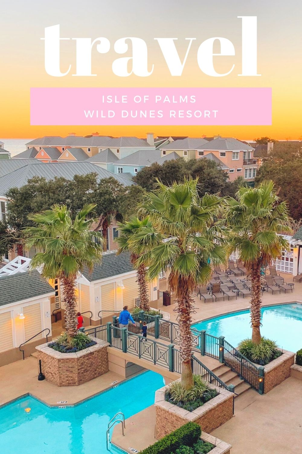 Best place to stay Isle of Palms South Carolina   Wild Dunes Resrot