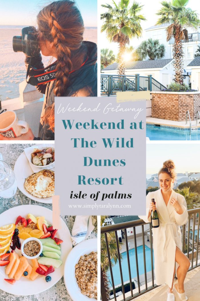 Our Weekend At The Wild Dunes Resort Isle of Palms 🌴