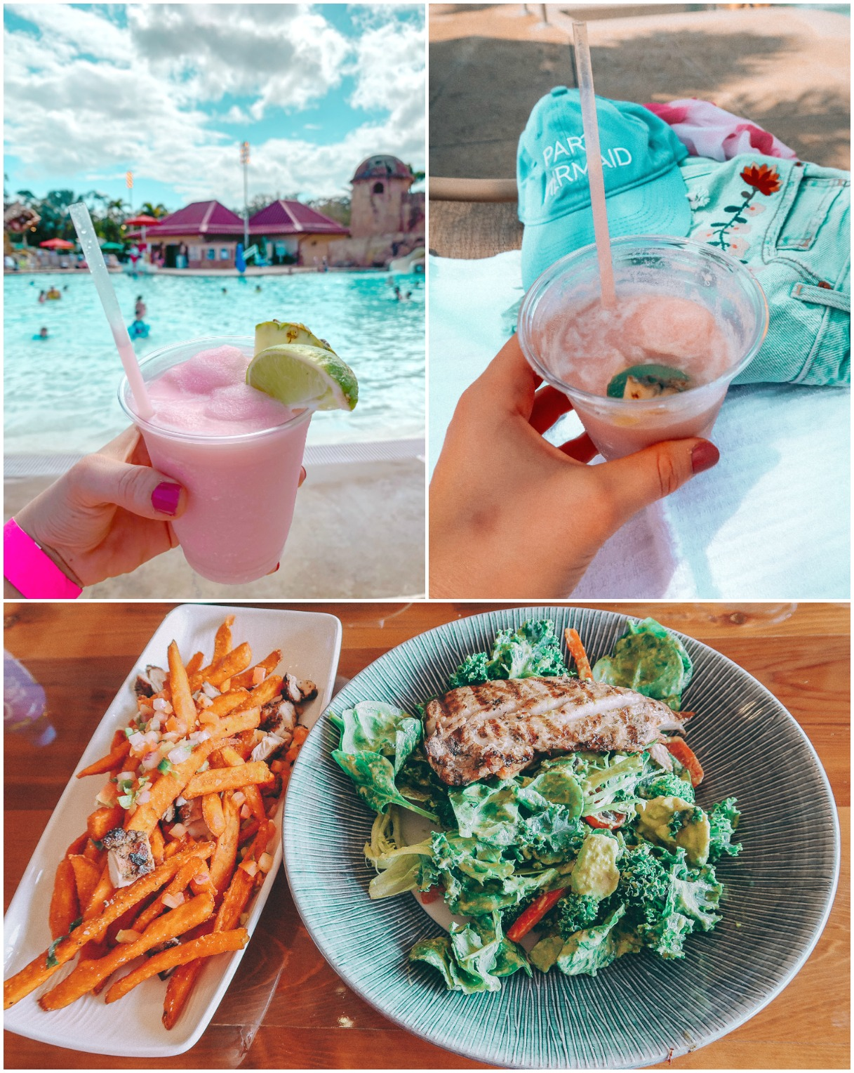 Walt Disney World Itinerary Caribbean Beach Resort Pool
