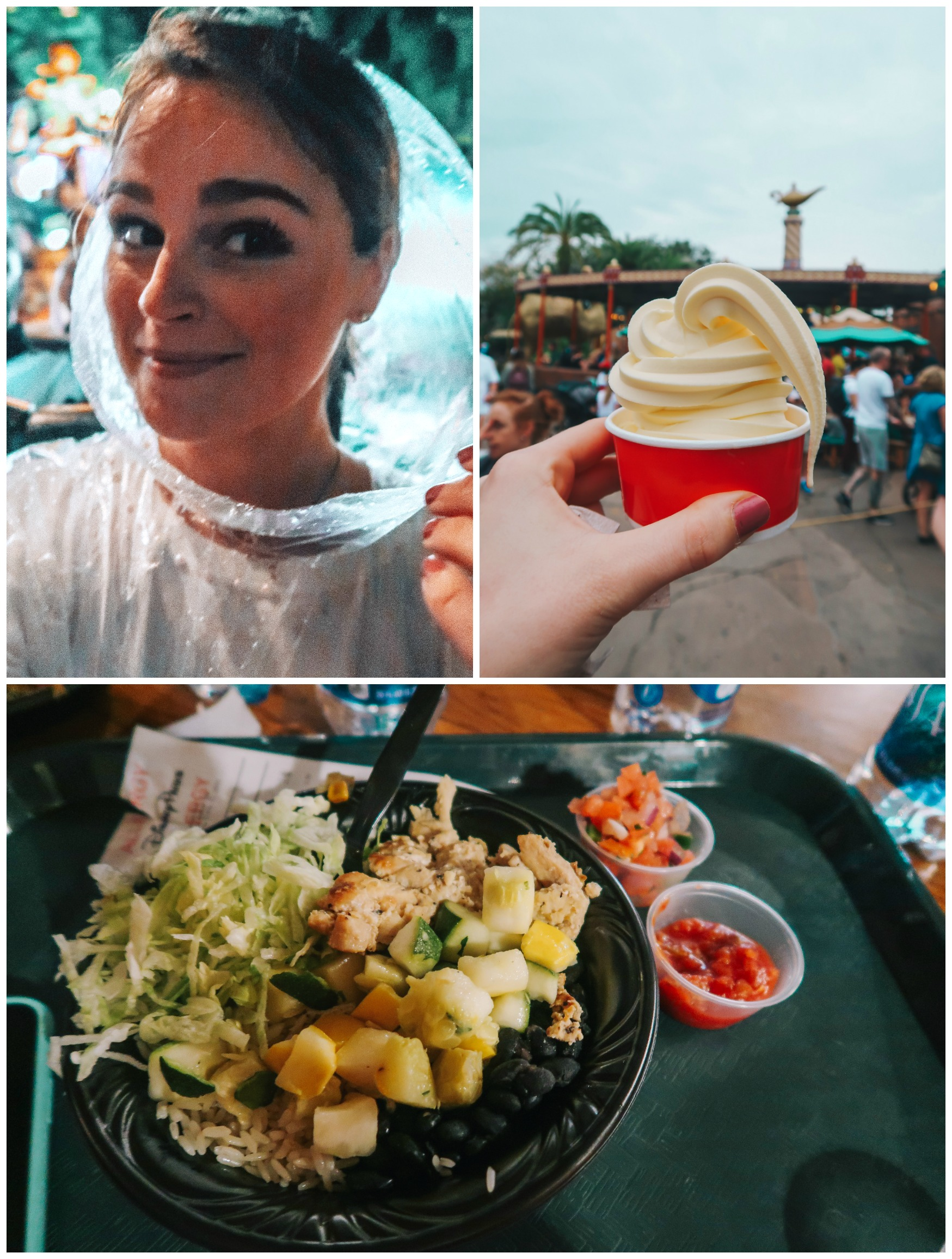 Itinerary Walt Disney World dole whip splash mountains peach bills magic kingdom