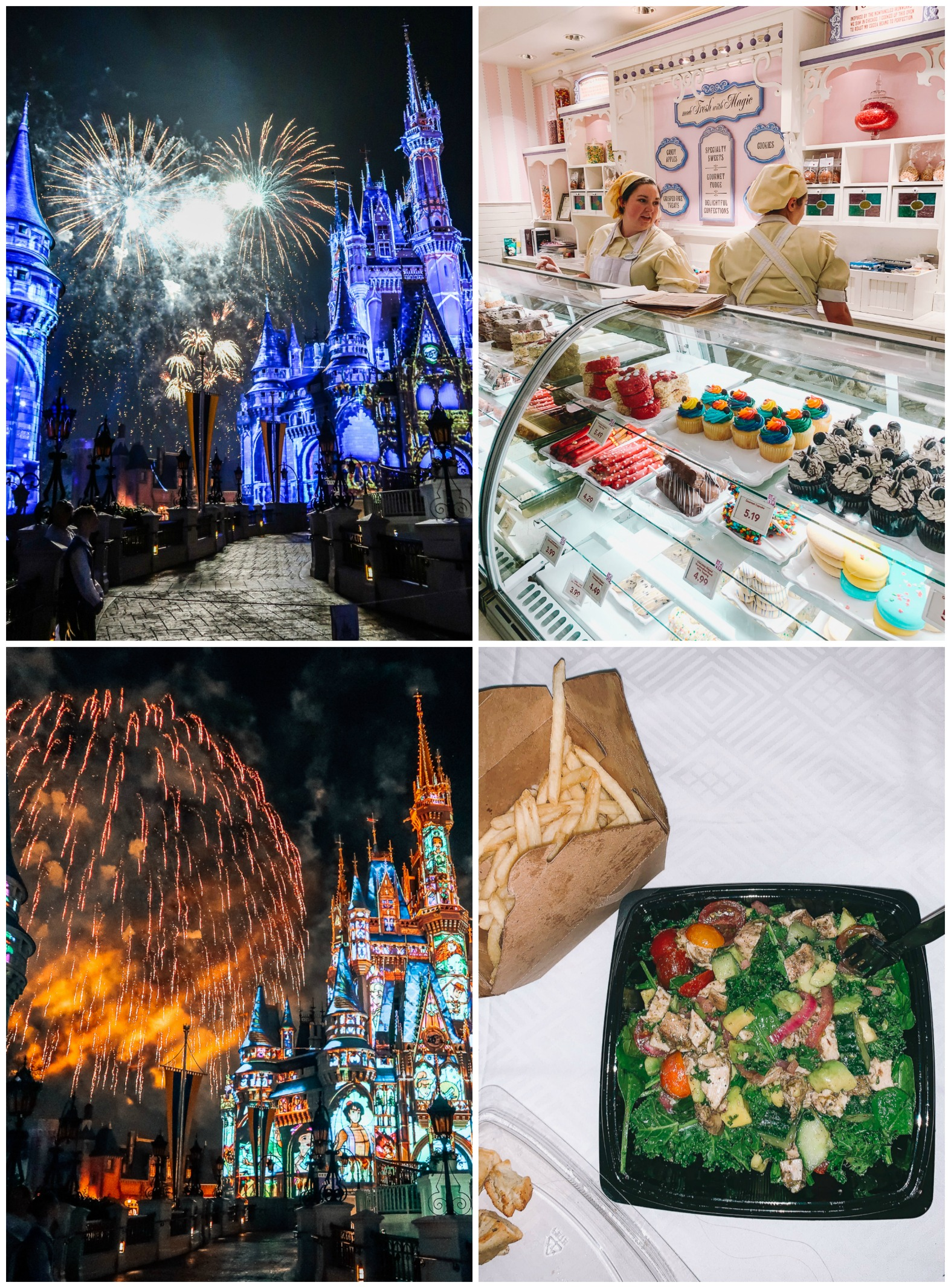 Itinerary Walt Disney World Itinerary Lights Happily Ever After