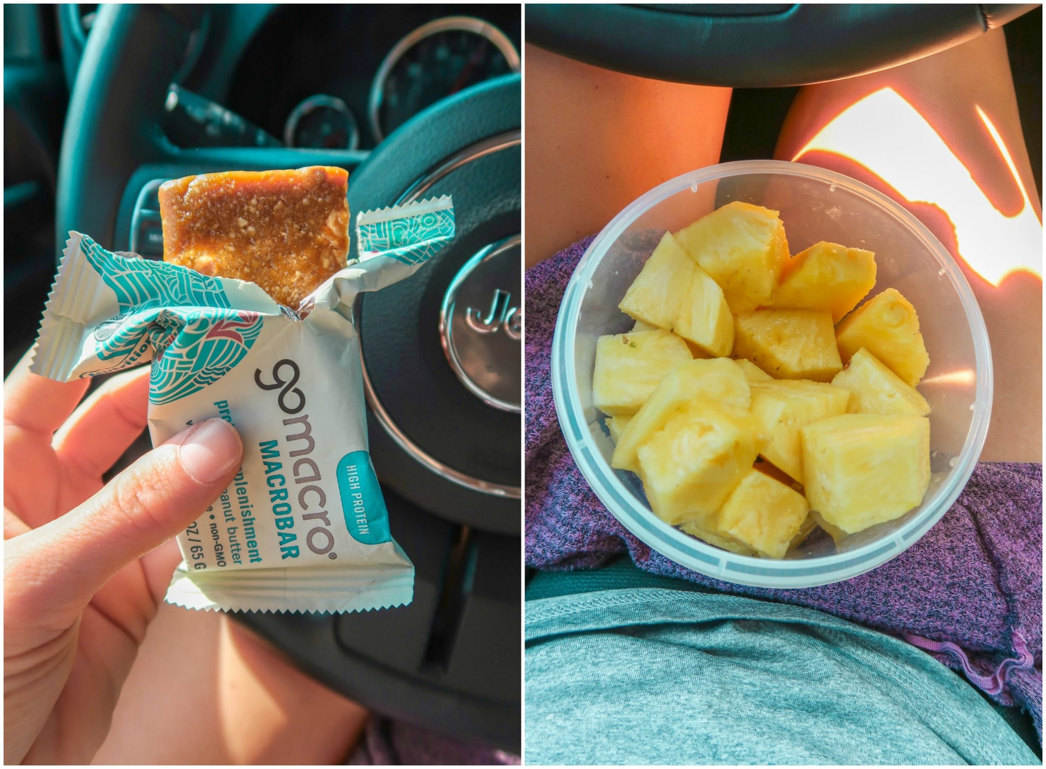 road trip snacks protein bar plant based gluten free pineapple dairy free go macro bars protein food road trip packing healthy on the go