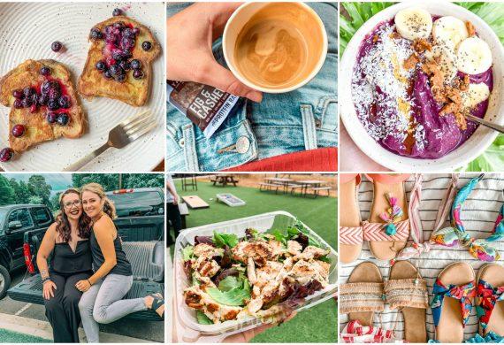 THE WEEKLY RECAP BLOG, recipes, lifestyle blog, simply taralynn, running, fitness, decor, coffee, Charlotte, gluten free, dairy free, Monday read