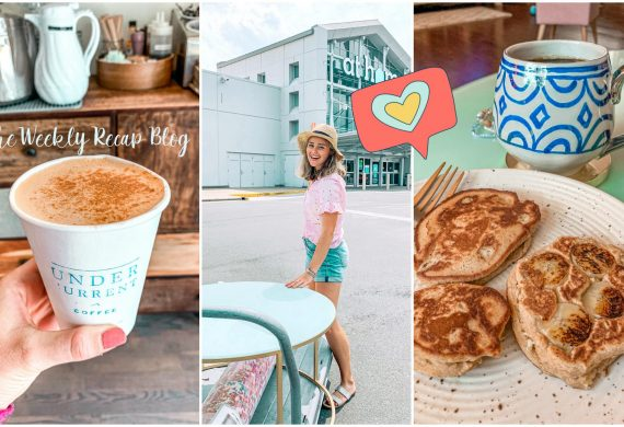 THE WEEKLY RECAP BLOG, recipes, lifestyle blog, simply taralynn, running, fitness, decor, coffee, Charlotte, gluten free, dairy free, Monday read
