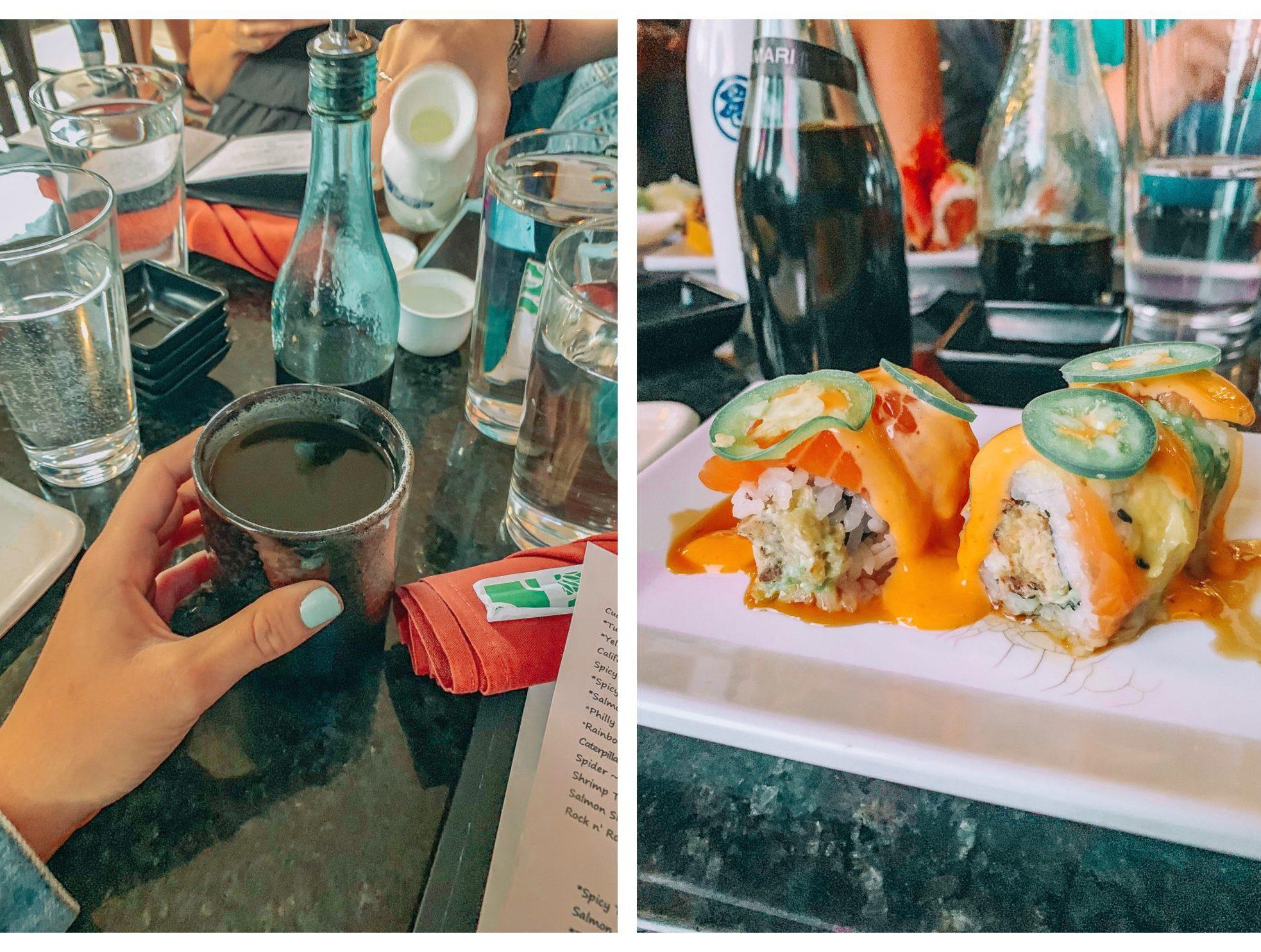Lake Tahoe South, Travel Blog, Simply Taralynn, Travel Blogger, Traveling, Blog, Travel, Mountains, Edgewood Bistro, California, Nevada, Summer, Trips, Traveling to Tahoe, Lake Tahoe, Where to eat, drink, stay, boating, see, things to do in Lake Tahoe, summer in lake tahoe, sushi, naked fish, gluten free, dairy free, allergy friendly, vegan, vegetarian, options,