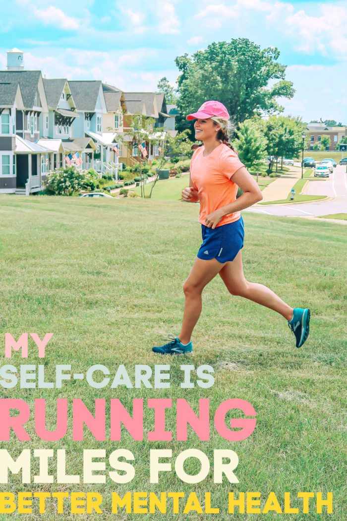 Self Care: Running Miles for Better Mental Health