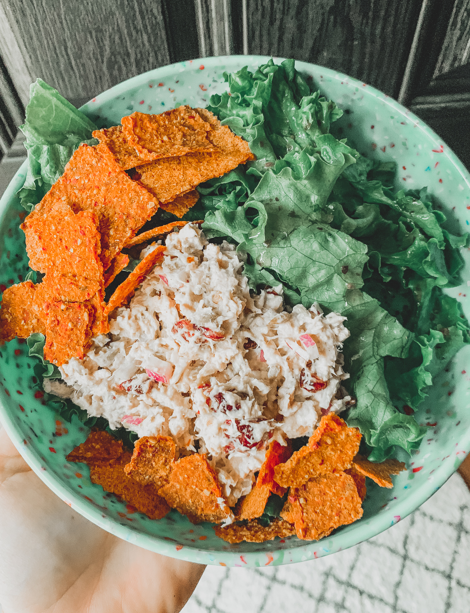 healthy dairy free tuna salad, no added sugar, recipes crackers, kale, dinner, gluten free