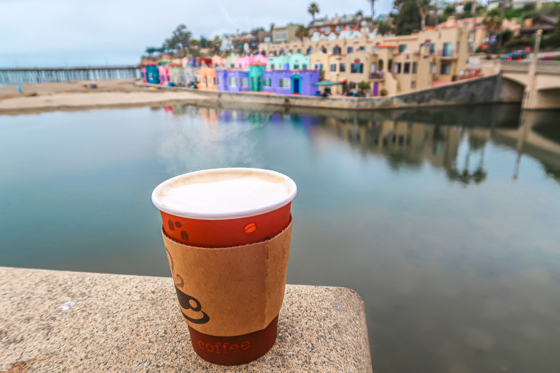 mr toots coffee, Santa Cruz California, travel, coast of California, Pacific coast highway, high way one, travel the coast, cali, travel guide, where to stop, itinerary