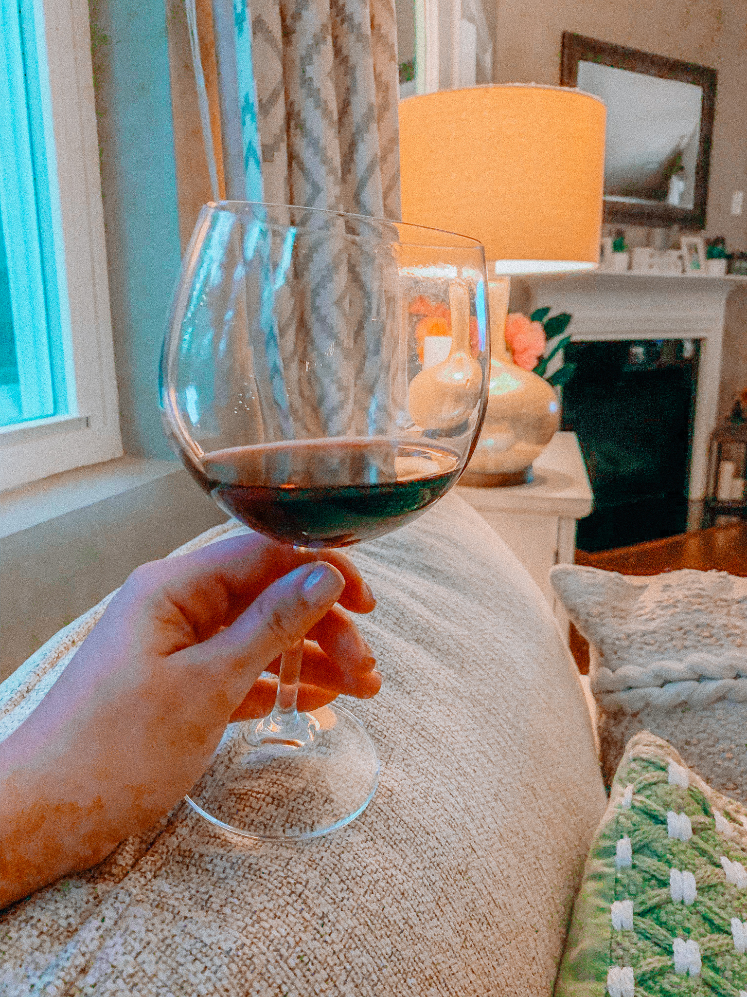 handmaids tail, relax, home, bota boxed wine, cab, relax Wednesday