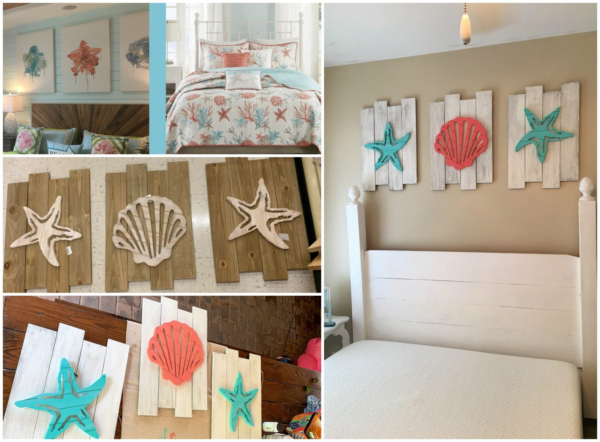 diy home decor, beach