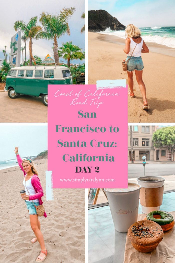 San Francisco to Santa Cruz: California Coast Road Trip