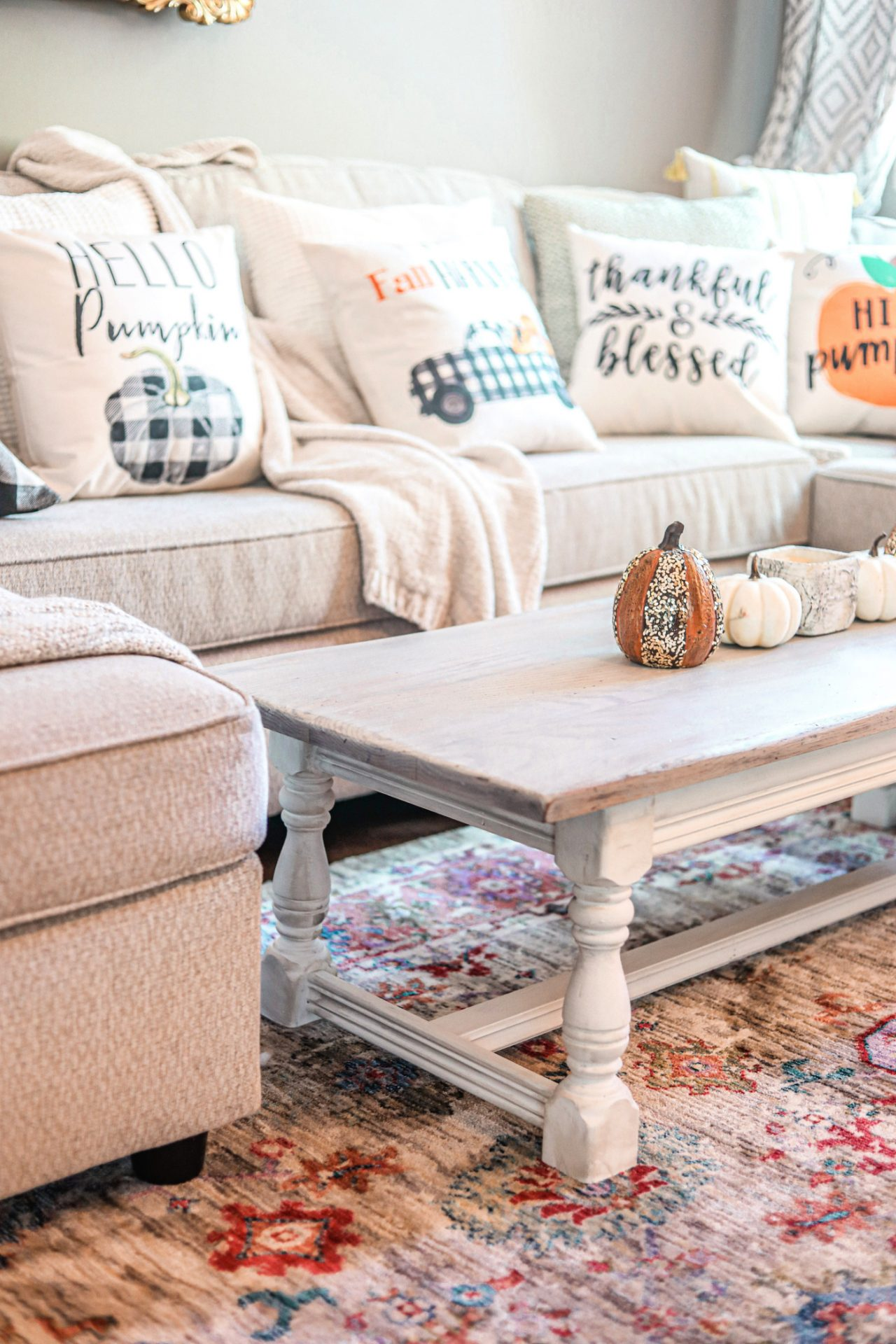 How To Whitewash & Distress Furniture: DIY Farmhouse