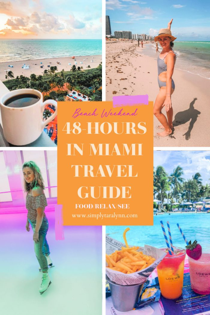 Miami Beach Travel Guide: Where to Eat, Where to Stay, What to Do!