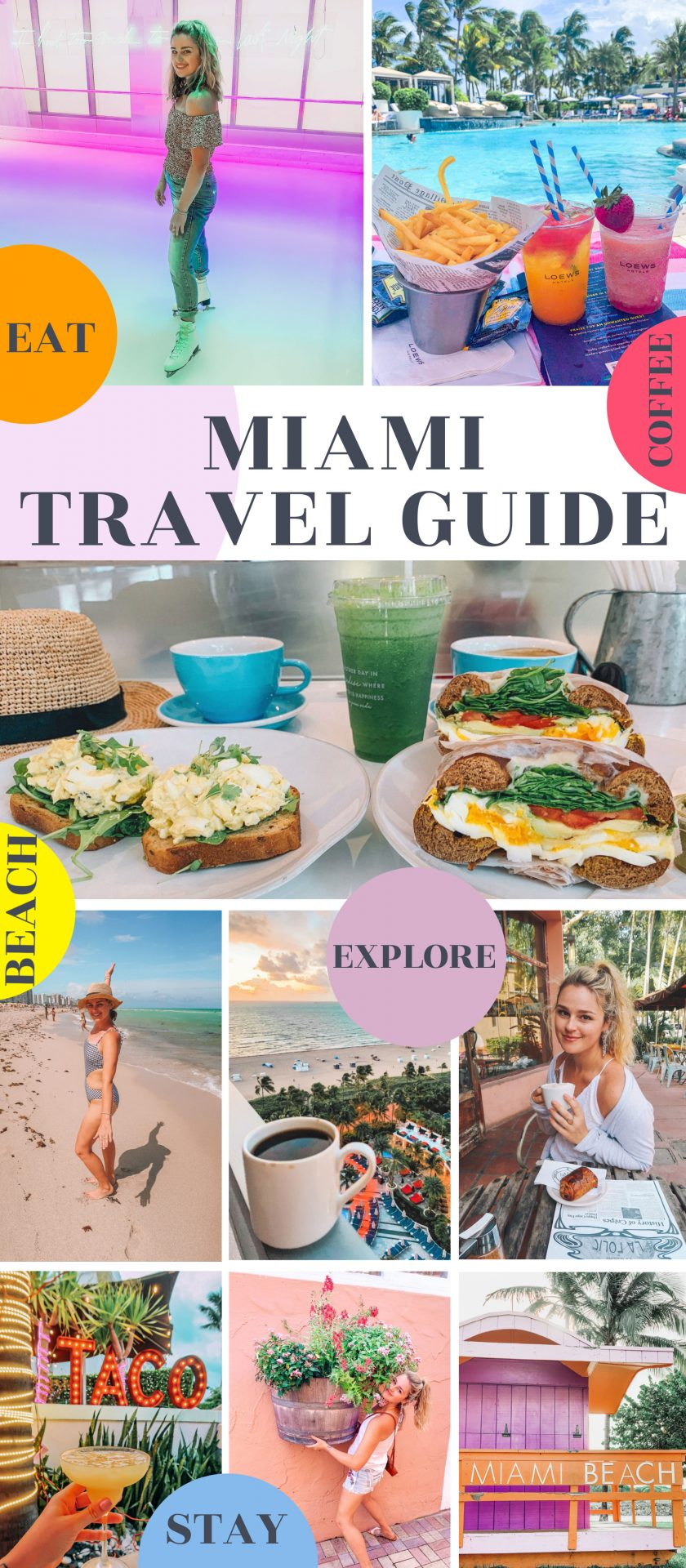 The ultimate guide to Miami Florida, Miami travel blog, what to do in Miami, where to stay in Miami, best hotels in Miami, where to eat in Miami, coffee shops Miami, Miami blog