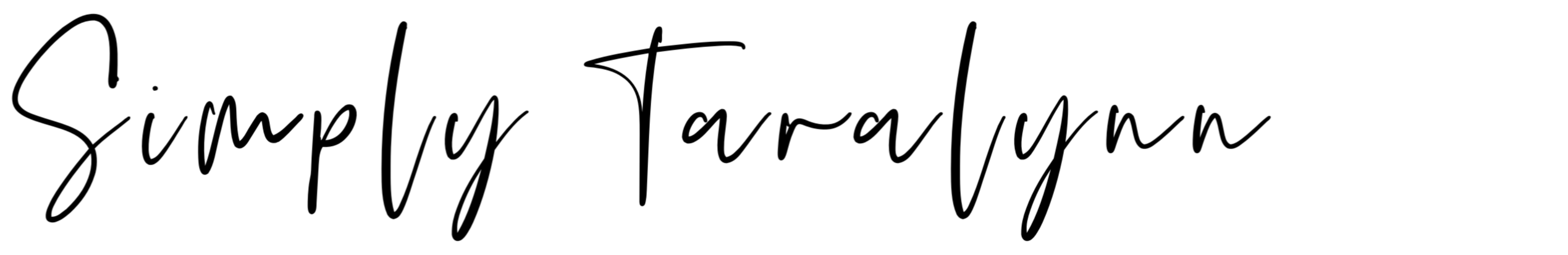 simply taralynn , lifestyle blog, taralynn mcnitt