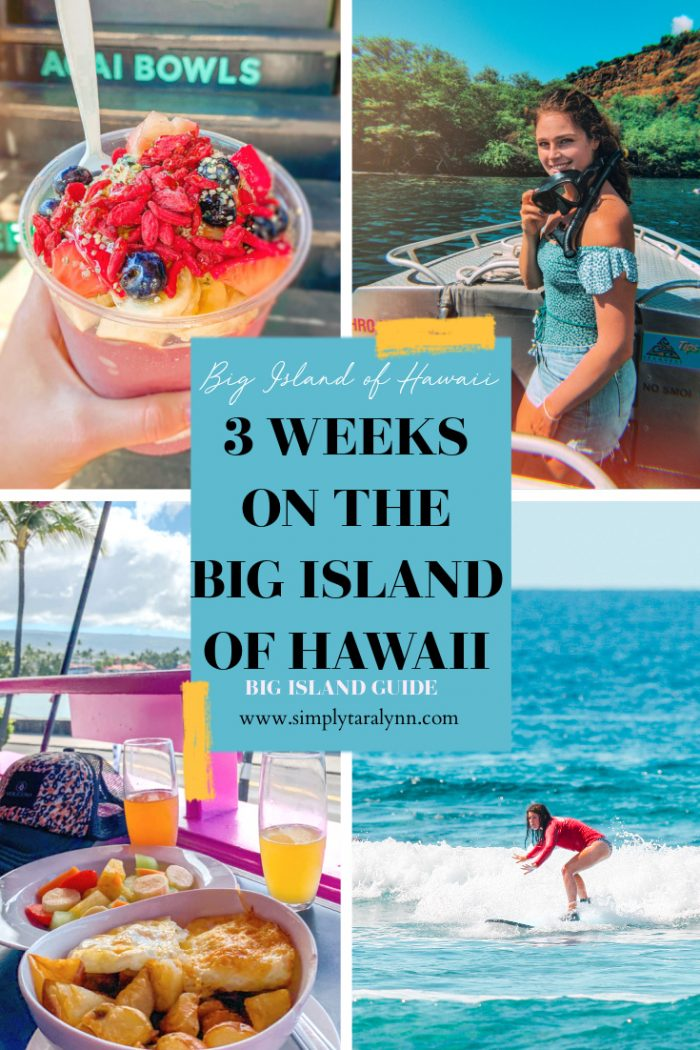 Spending Three Weeks on The Big Island of Hawaii: Kailua Kona