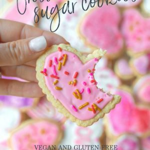 the best gluten free / vegan sugar cut out cookies