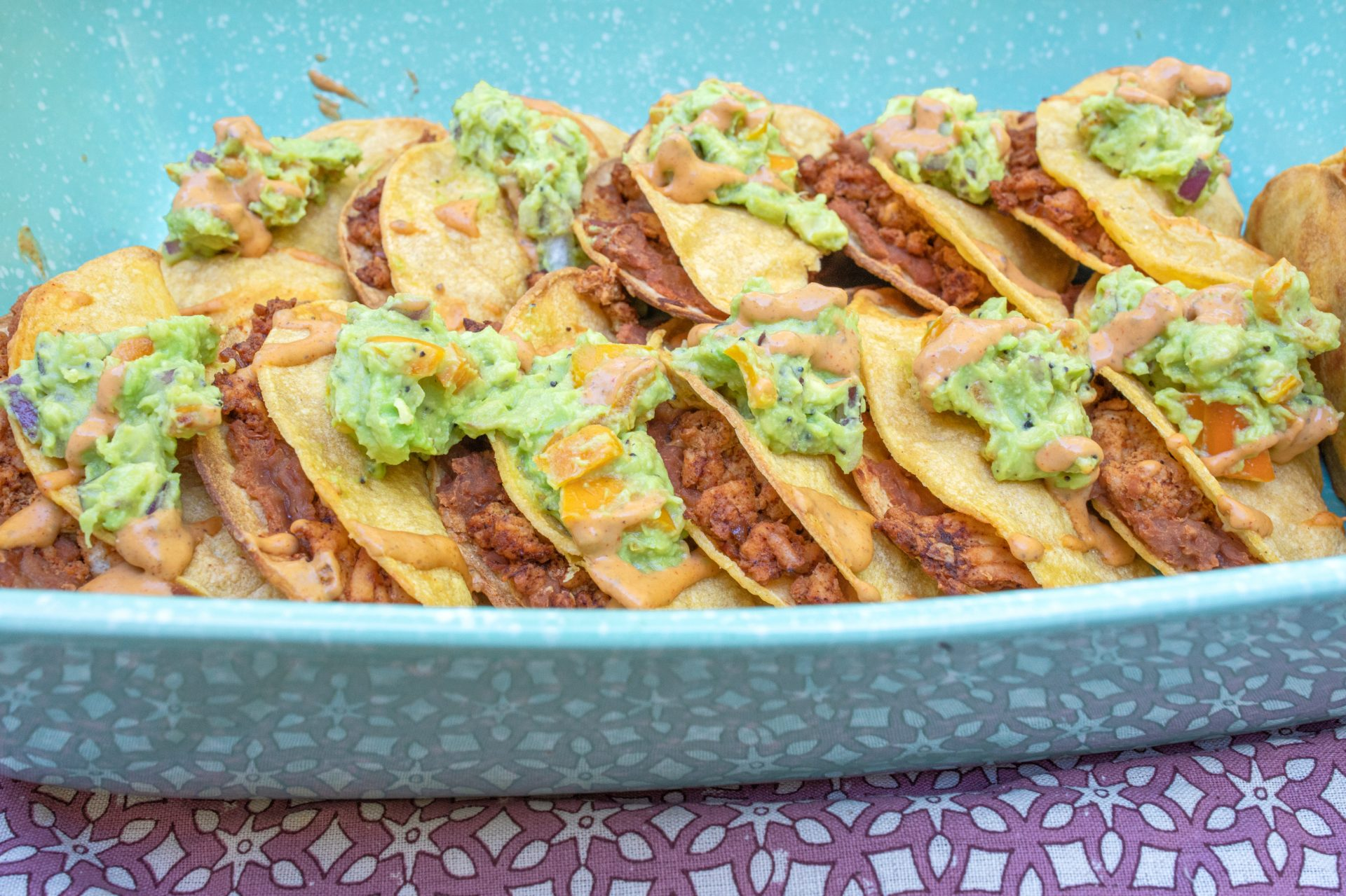 Gluten free, dairy free, guacamole, taco, tacos, taco night, corn tortilla tacos, chicken, beans, healthy, diet friendly, lighter, healthy cooking, recipe, dinner night, taco Tuesday
