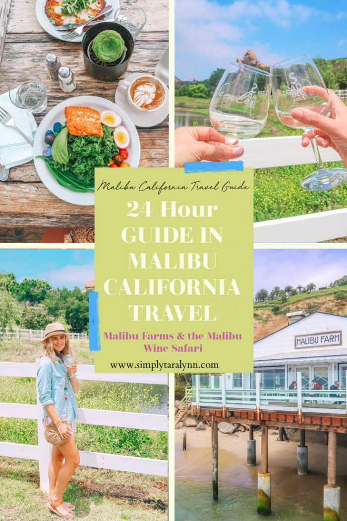 California Coast Trip: Malibu Farms & the Malibu Wine Safari