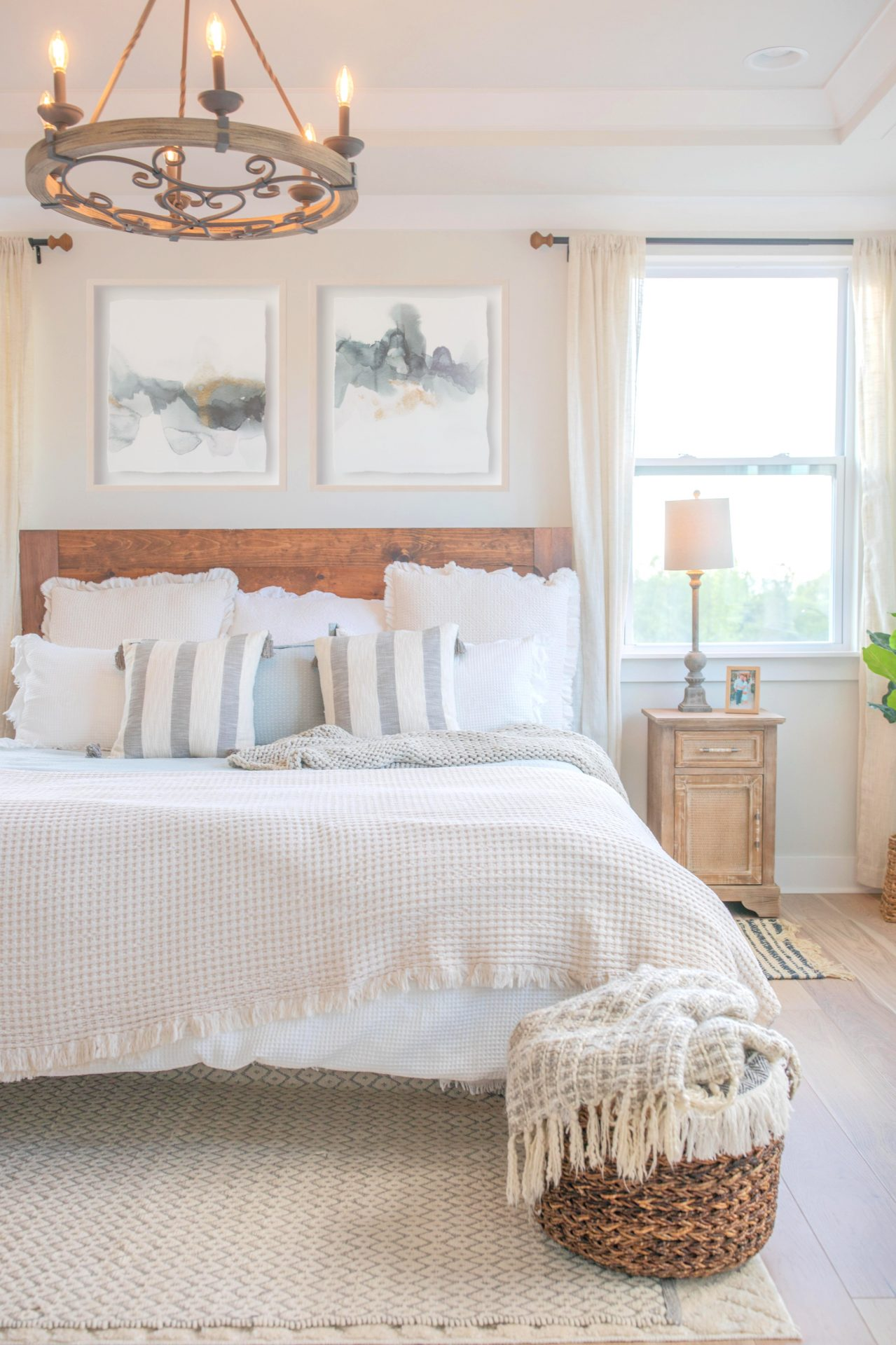 Master Bedroom Makeover – A Cozy Cottage Vibe (Part One)