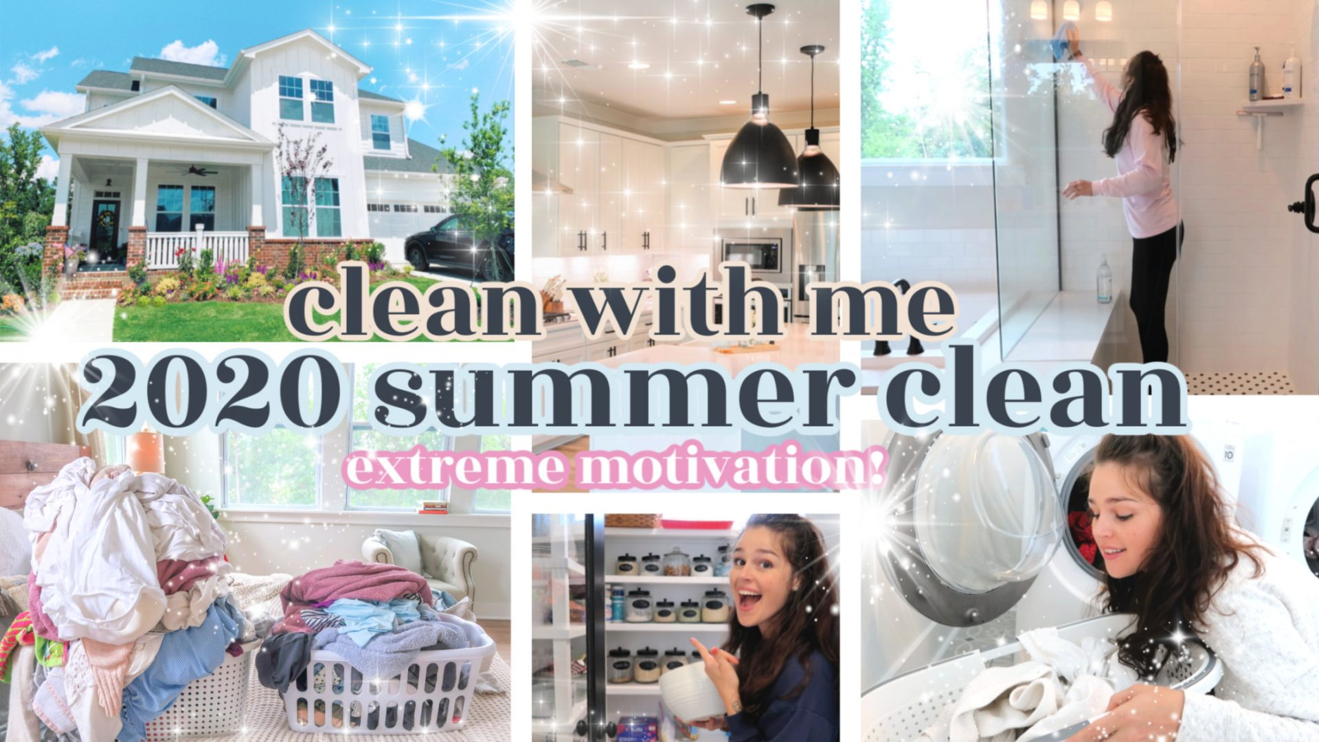 A New Summer 2020 Clean With Me Video