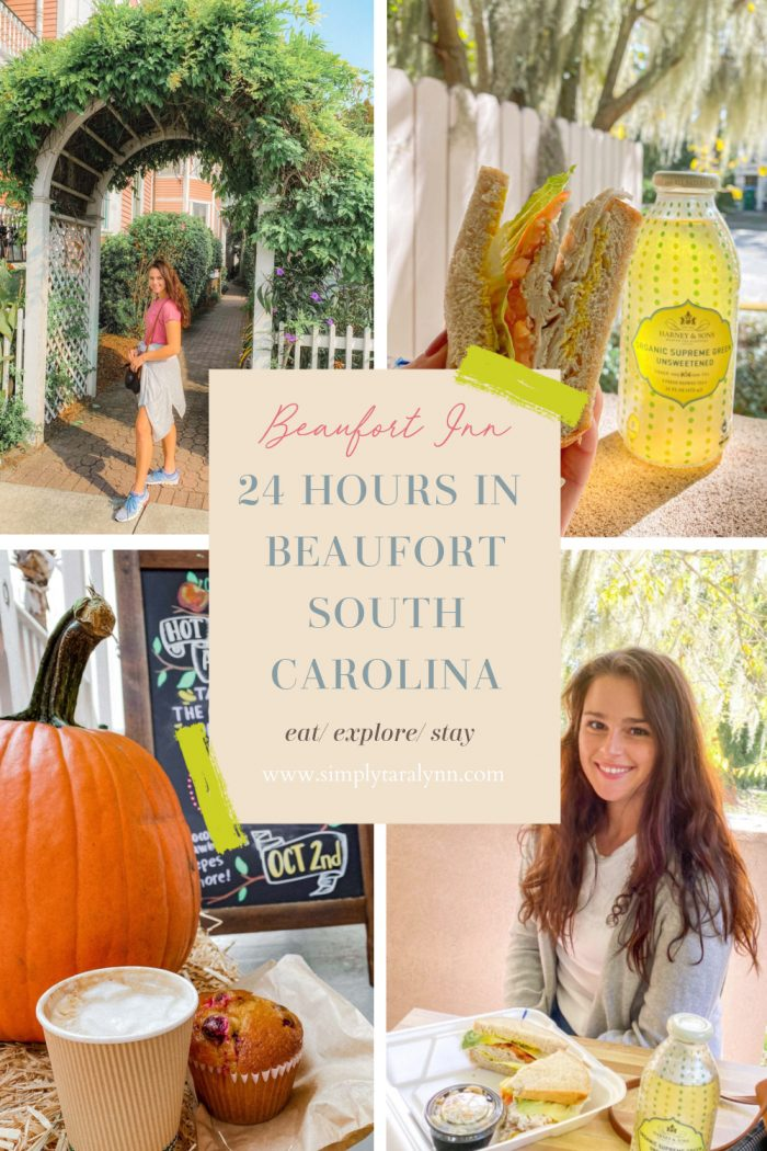 Staying at the Beaufort Inn Bed & Breakfast | 24-Hour Trip