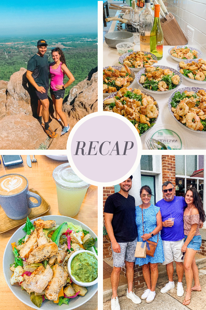 Labor Day Weekend With the Family: Lots of Nature & Food